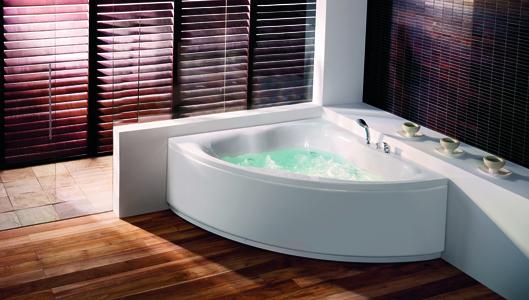 ... Home / Prodotti / Arredobagno / Vasche / Vasca bagno Aquaestil GLORIA