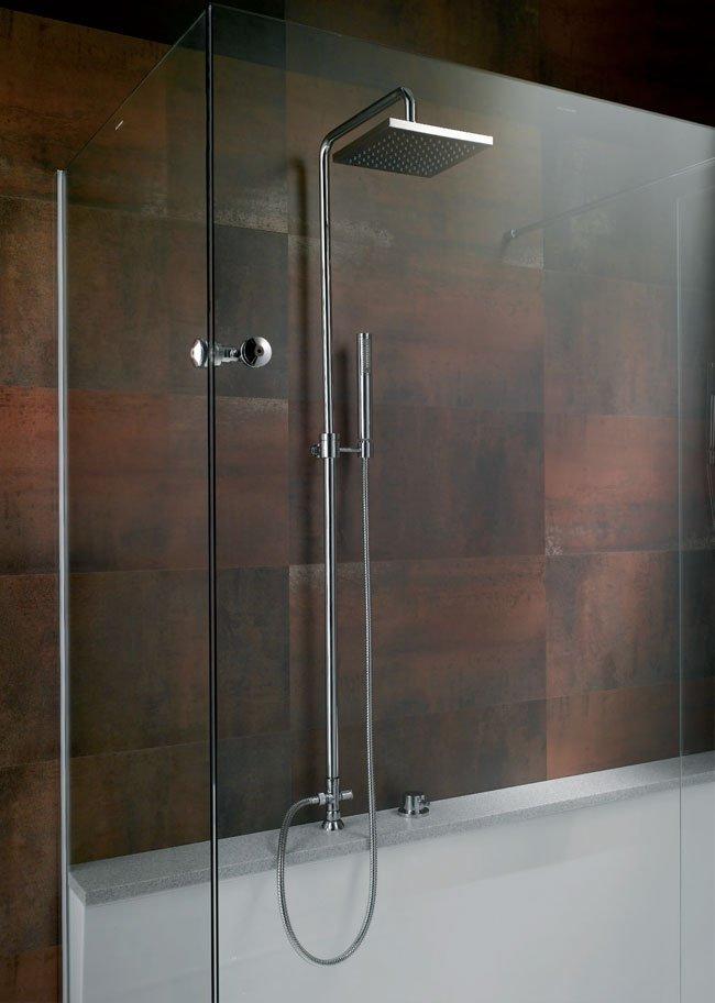 Trasformazione e sostituzione vasca con box doccia design egena ...