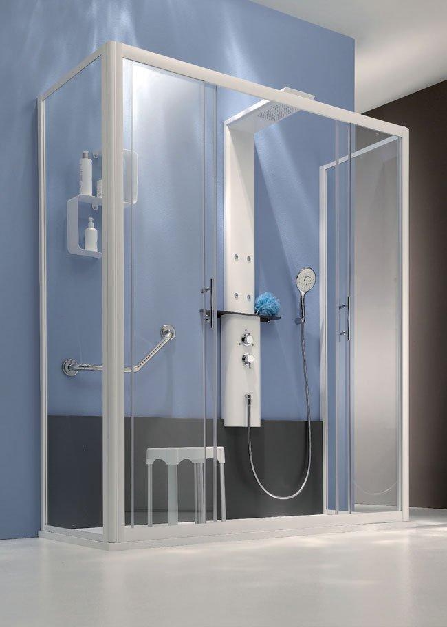 Trasformazione e sostituzione vasca con box doccia style plus ...