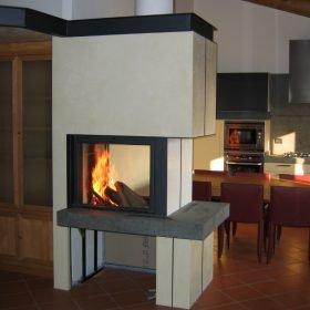 Installazione stufe e caminetti Verona