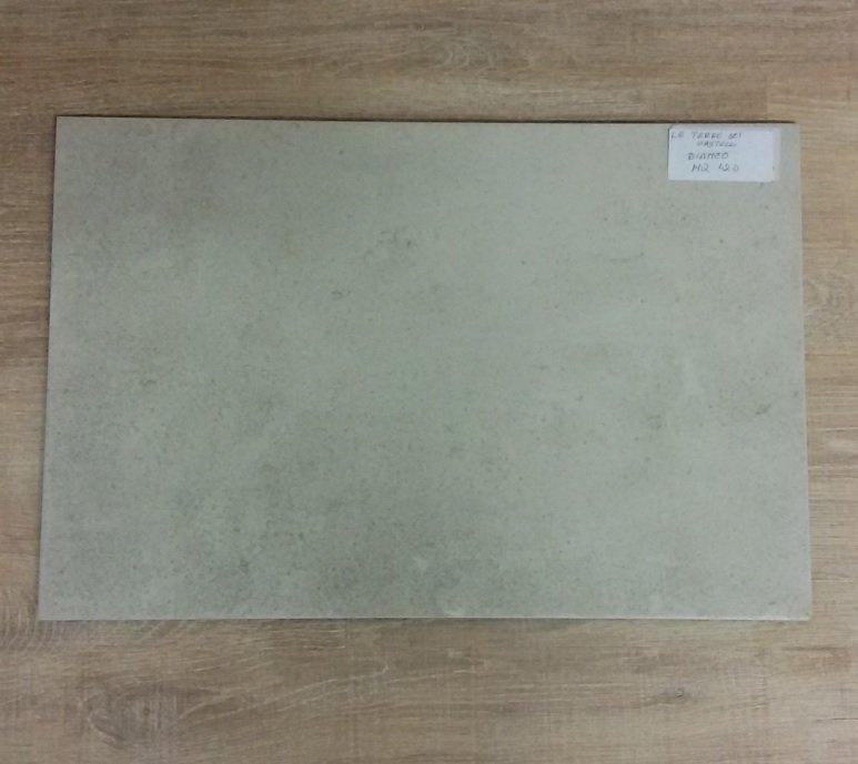 Piastrelle Pavimento Gres Porcellanato Bianco 33x50