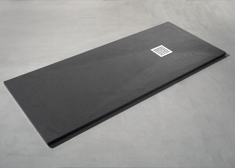 Piatto Doccia 110 70.Piatto Doccia Rfm Metal Tech Egena 70 X 110 Cm