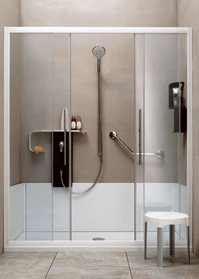 Trasformazione e sostituzione vasca con Box doccia Classic Egena ...