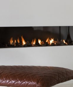 Caminetto gas Monofacciale B-fire 150 Tulp