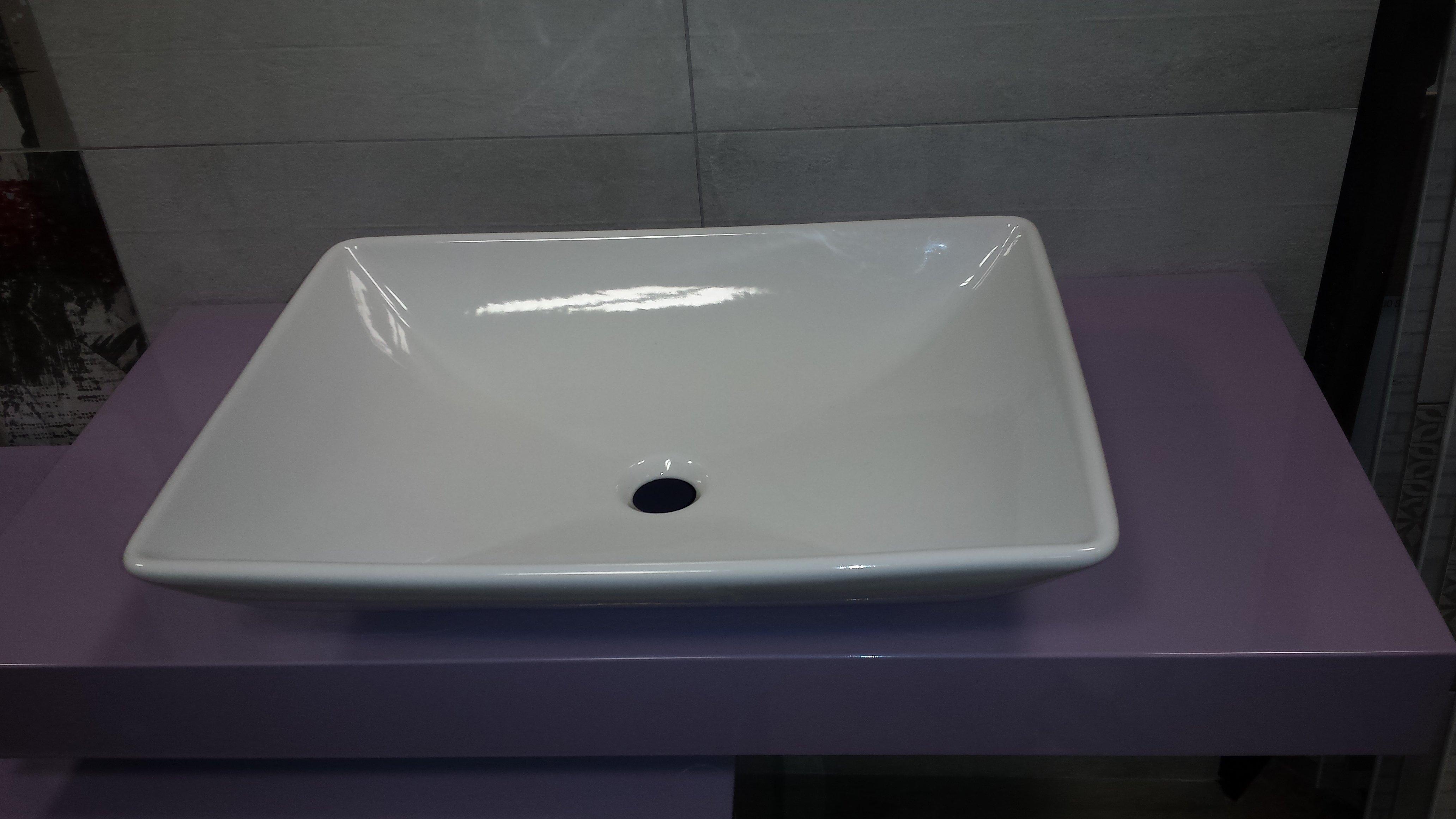 Mobile da bagno Pi Quadro Lilla BMT