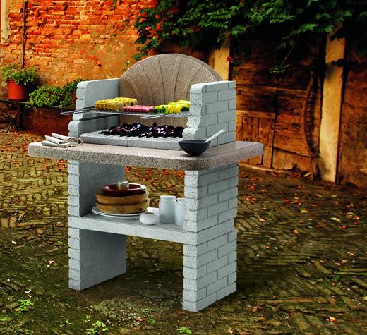 Barbecue In Muratura Da Giardino Caorle Palazzetti