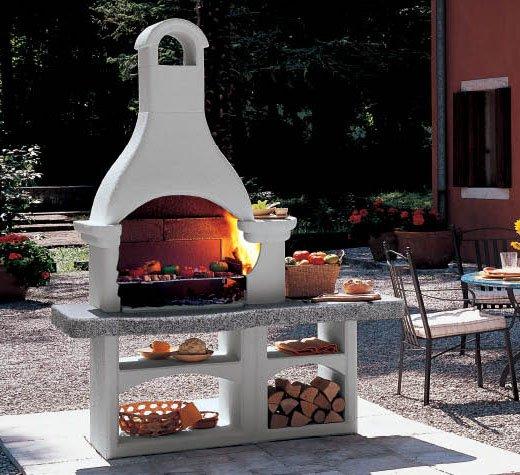 Barbecue In Muratura Da Giardino Lanzarote 3 Palazzetti