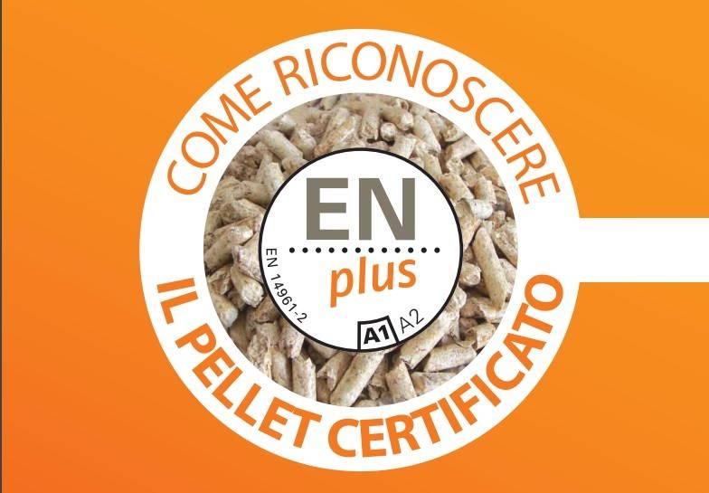 Come riconoscere il pellet certificato